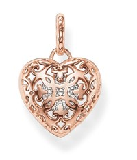 Thomas Sabo Glam And Soul Small Heart Locket Pendant