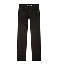Mcq By Alexander Mcqueen Strummer Skinny Jeans Male Black