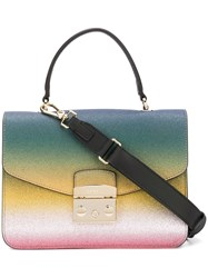 Furla Metropolis Message Bag Multicolour