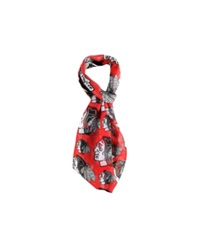 Forever Collectibles Chicago Blackhawks All Over Logo Infinity Scarf