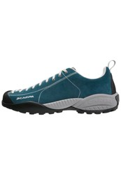 Scarpa Mojito Hiking Shoes Lakeblue Petrol