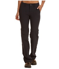 Marmot Lobo's Convertible Pant Dark Steel Women's Casual Pants Brown
