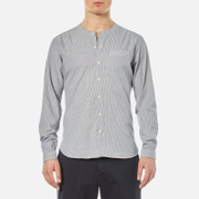 Oliver Spencer Men's Tarifa Shirt Broadstone Navy