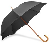 London Undercover City Gent Umbrella Black