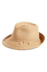 Eric Javits Women's Mustique Packable Squishee Fedora