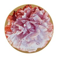 Roberto Cavalli Eden Charger Plate Pink