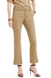 J.Crew Women's 'Sammie' Crop Chinos