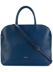 Nina Ricci Elide Medium Tote Women Calf Leather One Size Blue