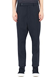 Rick Owens Astaires Tailored Tux Pants Black
