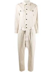 Current Elliott The Mele Cotton Jumpsuit 60