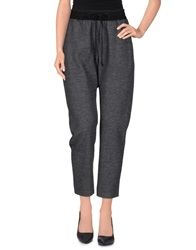 Nero Ink Casual Pants Lead