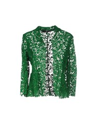 Daniele Alessandrini Suits And Jackets Blazers Women Green