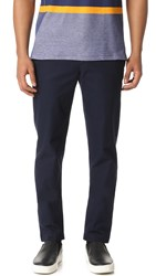 Lacoste Slim Fit Classic Chinos Navy Blue