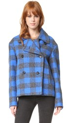 N 21 Jacket Checkered