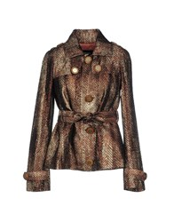 Dsquared2 Suits And Jackets Blazers Women Bronze