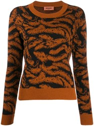 Missoni Embroidered Fitted Jumper 60