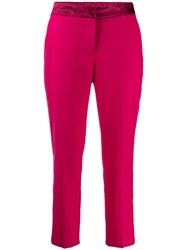 Semicouture Cropped Tailored Trousers 60