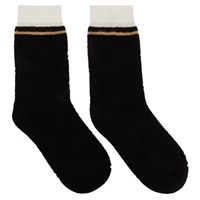 Gucci Black Gg Socks