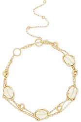 Ellery Lunation Gold Plated Gbp