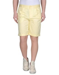 Versace Jeans Bermudas Light Yellow