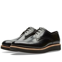 Grenson Lennie Derby Shoe Black