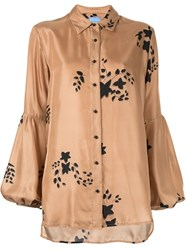 Macgraw St Clair Blouse Brown
