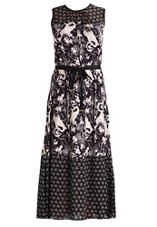 Noa Noa Maxi Dress Black