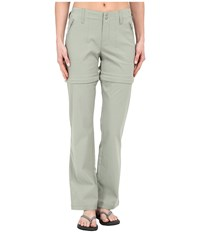 Merrell Belay Convertible Pant Seagrass Women's Clothing Green