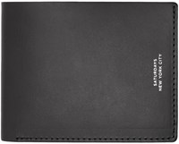 Saturdays Surf Nyc Black Bifold Wallet