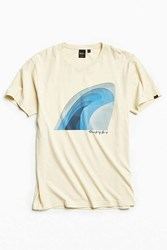Deus Ex Machina Surf Swap Tee Ivory