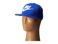 Nike Limitless True Cap Game Royal Black Game Royal White Baseball Caps Blue