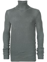 A New Cross Ninja Basic Sweater Rayon S Grey
