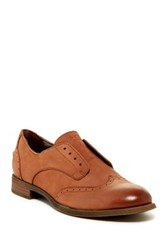 Sperry Victory Gill Slip On Shoe Brown