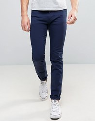 Paul Smith Ps By Slim Fit Jeans Navy Overdye Indigo