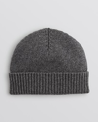 The Men's Store At Bloomingdale's Chunky Rib Cuffed Hat
