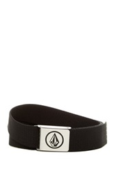 Volcom Stone Wed Belt Black