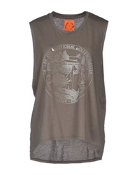 Water T Shirts Military Green