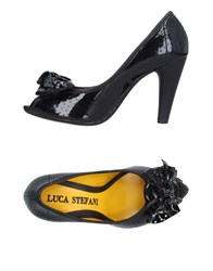 Luca Stefani Pumps Black