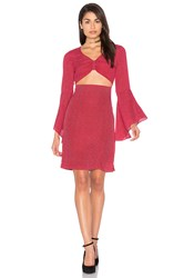 Flynn Skye Moscow Dress Red