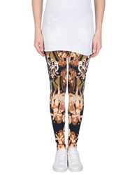 Les Eclaires Trousers Leggings Women Black