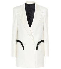 Blaze Milano Everyday Wool Blazer White