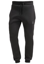 Jaded London Luxe Tracksuit Bottoms Black