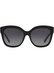 Coach Horse And Carriage Sunglasses Black