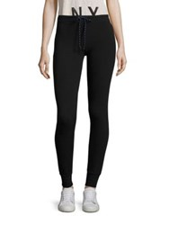 Sundry Skinny Sweatpants Black