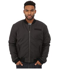 Deus Ex Machina Elias Jacket Black Men's Coat
