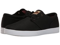Emerica The Figueroa Black Brown Men's Skate Shoes
