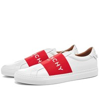 Givenchy Urban Street Low Elastic Sneaker Red