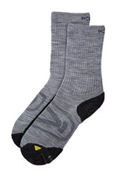 Keen North Country Mid Length Socks Gray