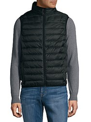 Hawke And Co Packet Ombre Puffer Vest Hawk Navy