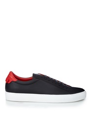 Givenchy Baseball Leather Low Top Trainers